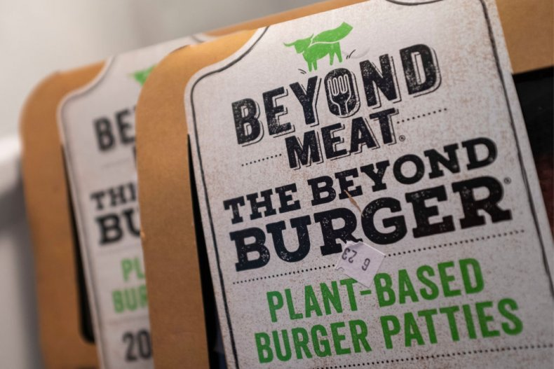 meatless beyond meat
