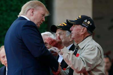 Veterans Trump July 4 Parade