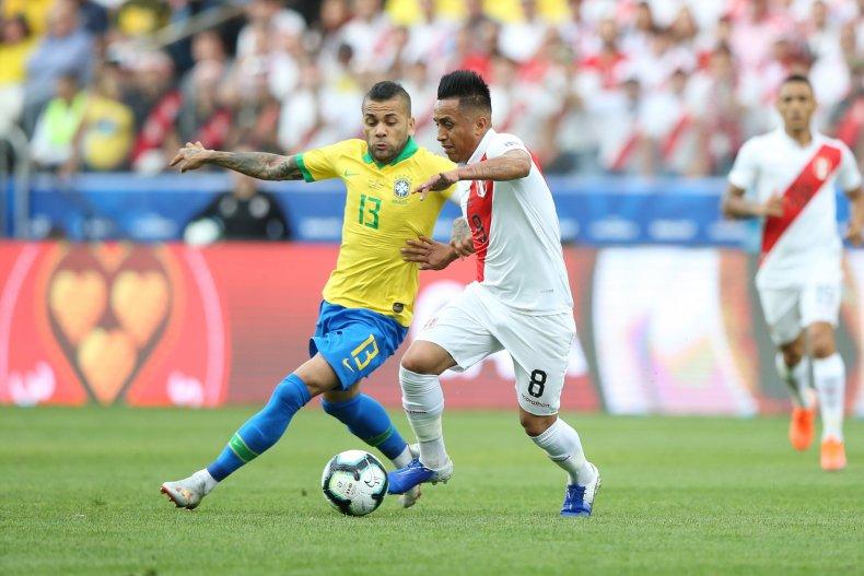 Copa America Final 2019 Where To Watch Brazil Vs Peru Live Stream Latest Odds Tv Schedule