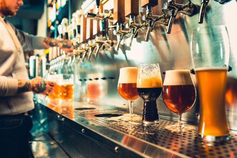 Beer Pub Bar iStock