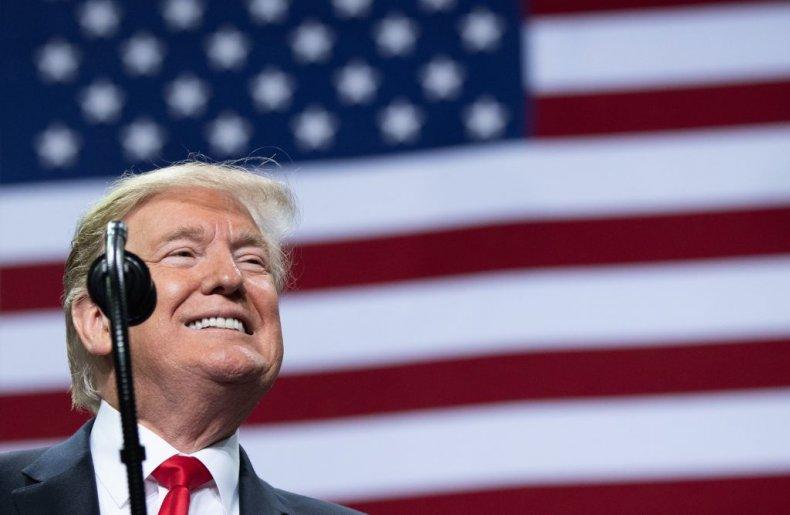 Donald Trump MAGA rally