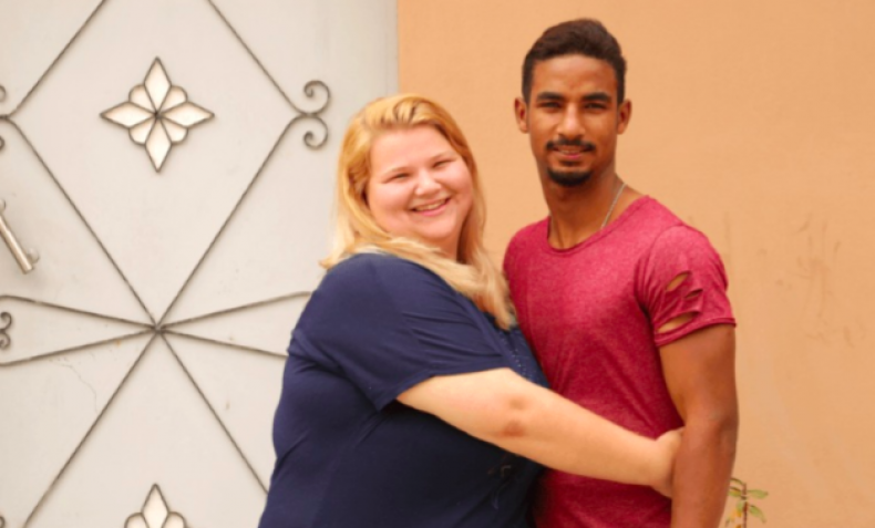 '90 Day Fiancé' Star Nicole Nafziger Reveals What Azan Says About Her Weight