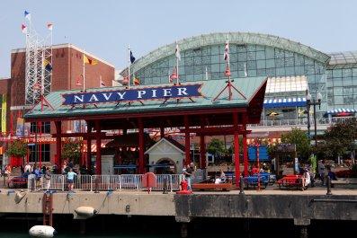 chicago, navy pier, illinois,
