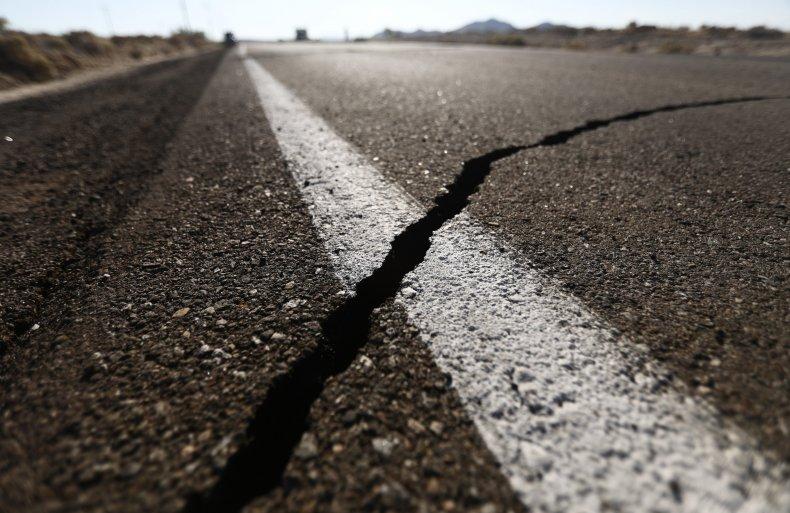 Ridgecrest earthquake