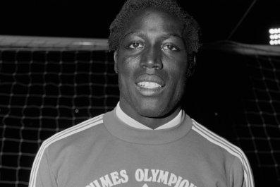 Jean-Pierre Adams, football, Nimes Olympique,