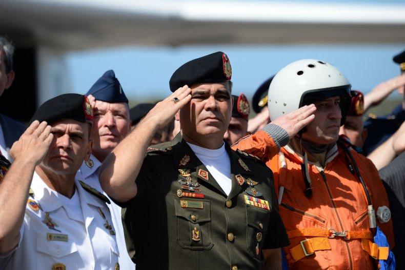 Venezuela, Russia, U.S., military support, Mike Pompeo