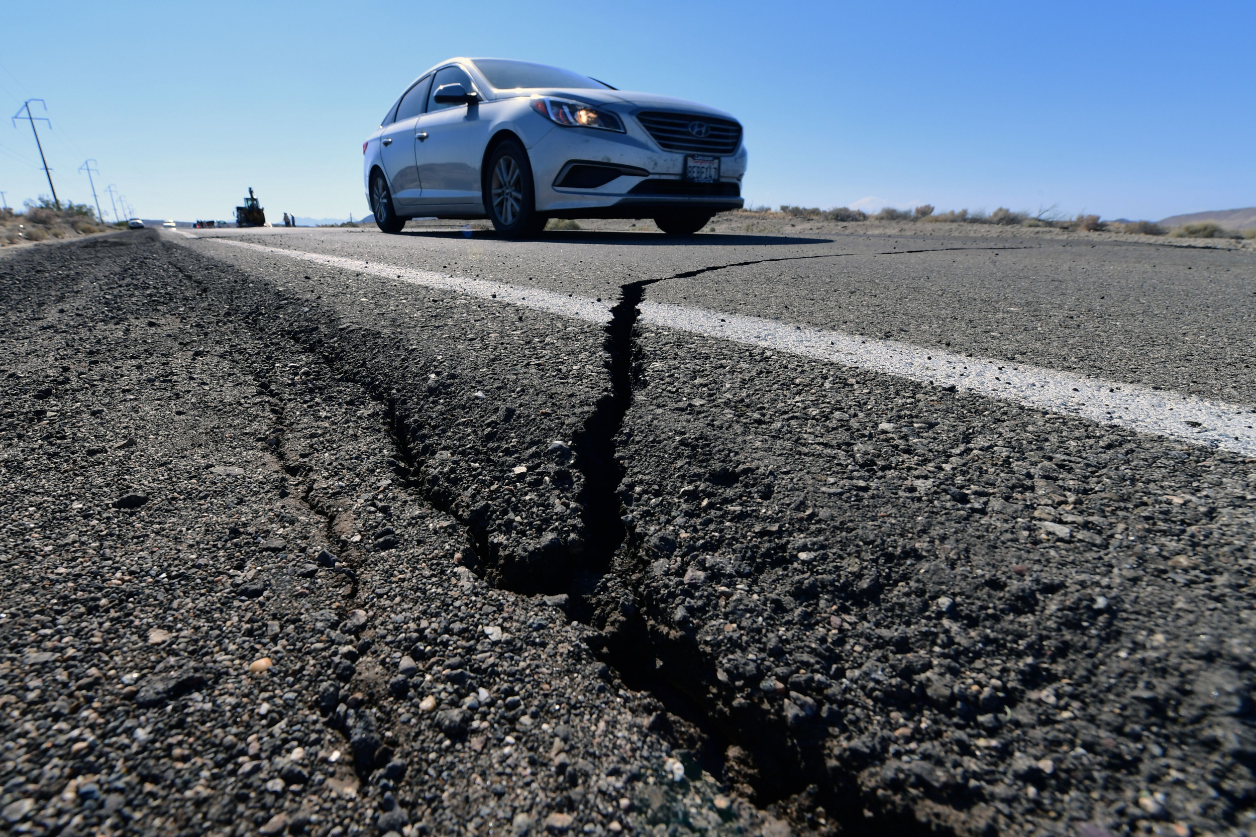 California Earthquake: 5.4 Magnitude Tremor Strikes State ...