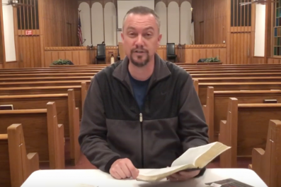 anti-gay pastor molest