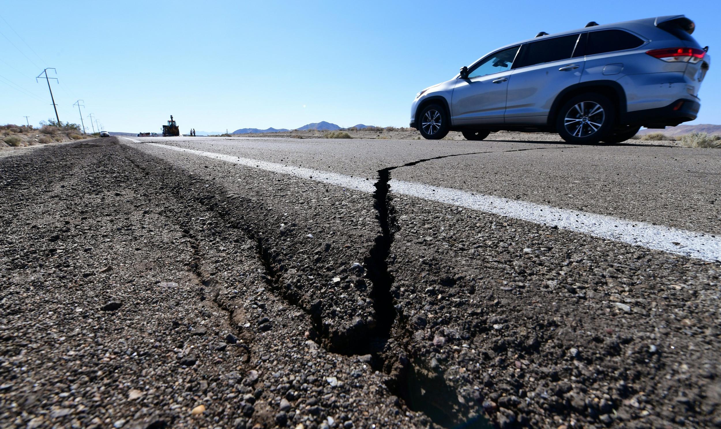 California 7.1 Earthquake Friday Night: Viral Videos Show ...