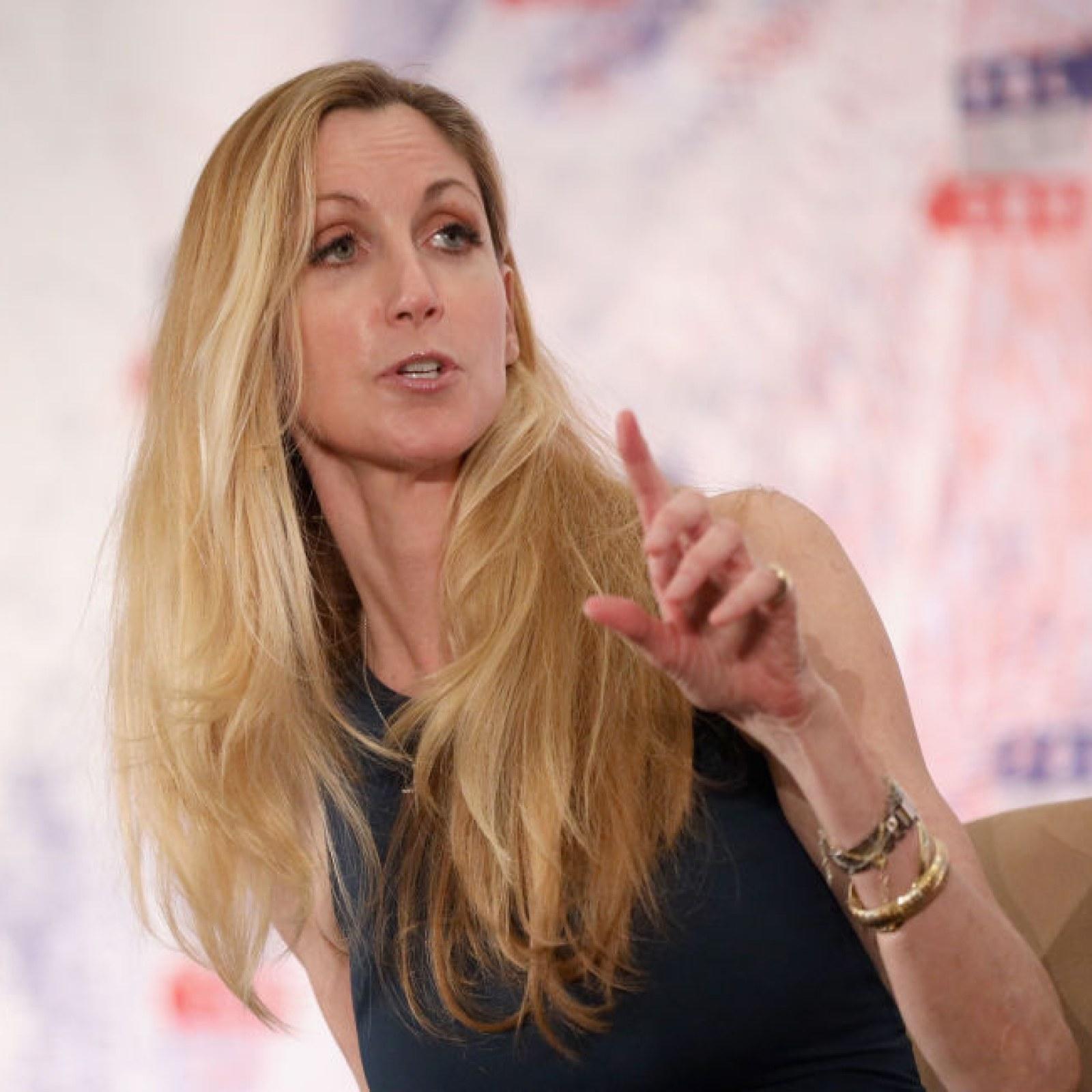 Ann Coulter Slams U S  Women's Soccer Team Over White House
