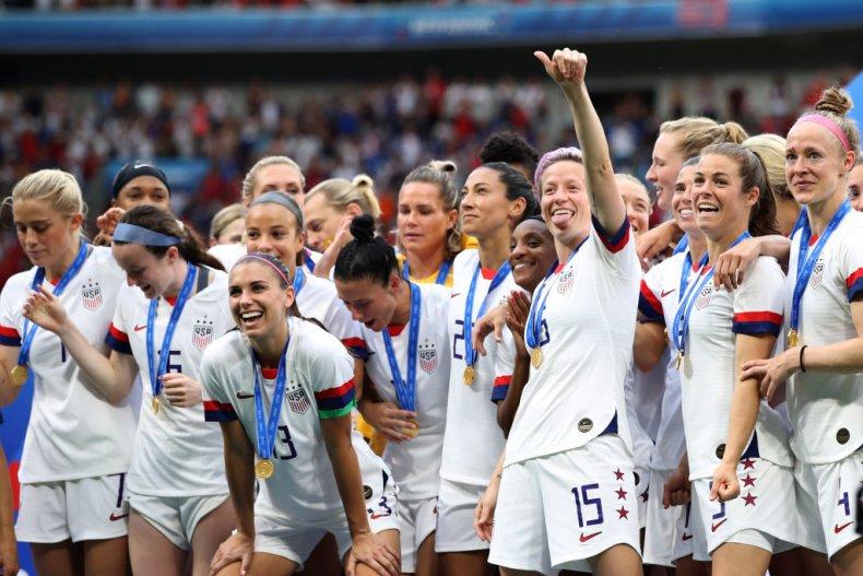 Women U.S. Soccer Team