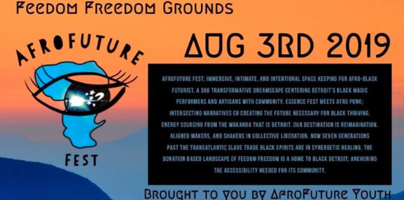 Afrofuture Fest