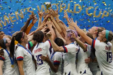 USWNT, Women's World Cup