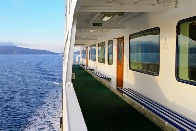 Ferry Cruise Cabins