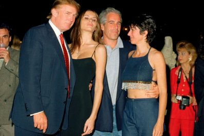 Jeffrey Epstein's close ties to Political figures