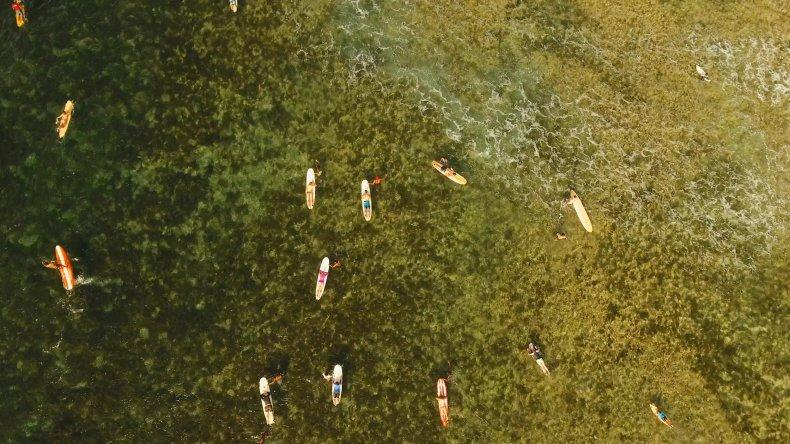Surfing Philippines