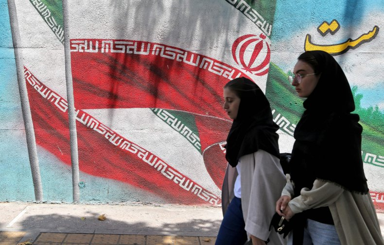 Iran, nuclear weapon, end of their regime