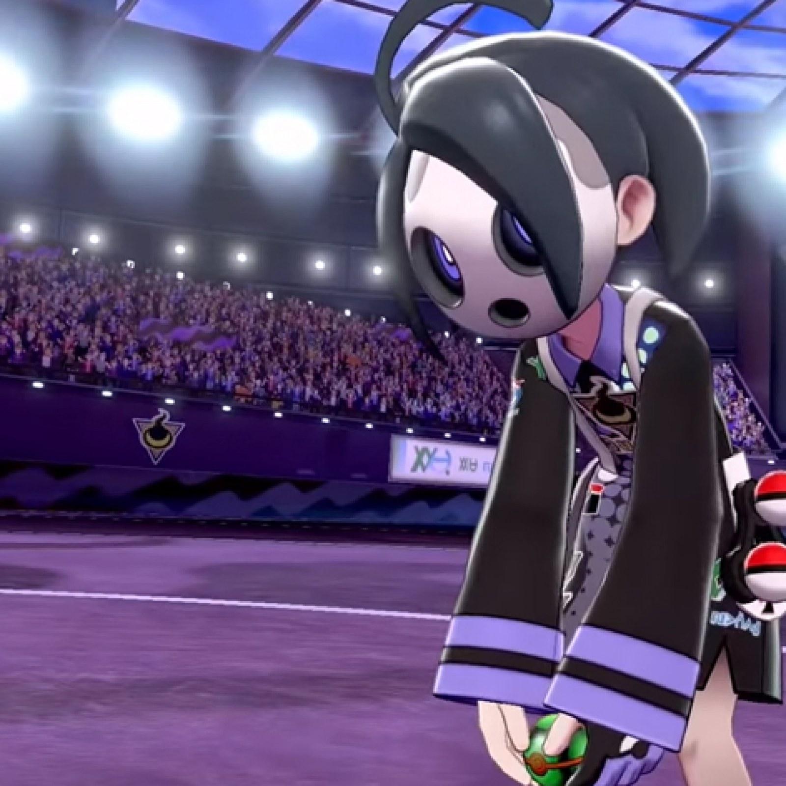 Allister Is The Internet S New Favorite Gym Leader In Pokemon Sword