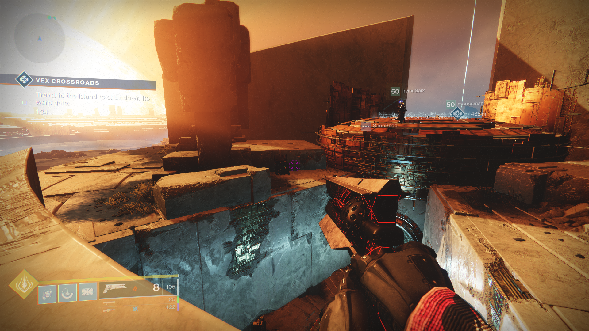Destiny 2' Lumina Exotic Quest Guide: Finding Every Chest to