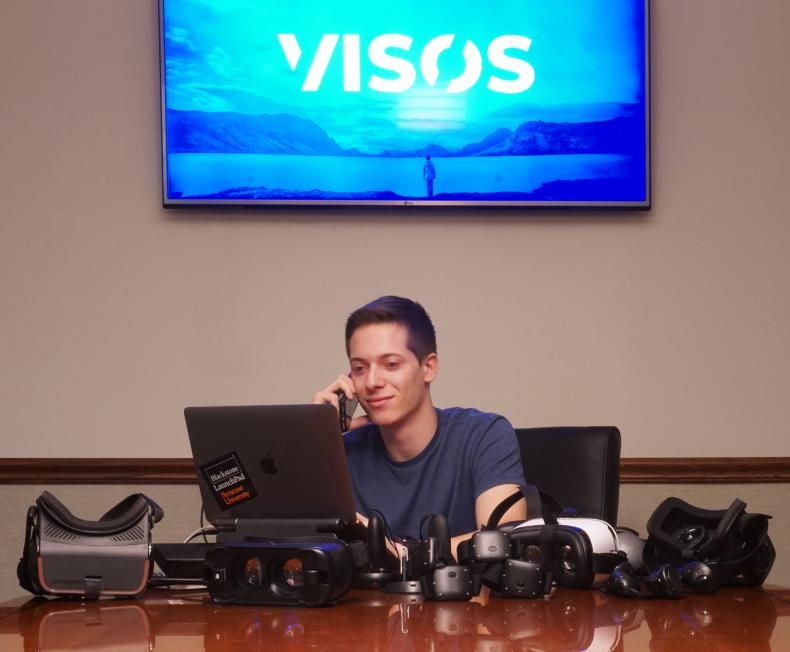 Matt Shumer, Founder & CEO of Visos