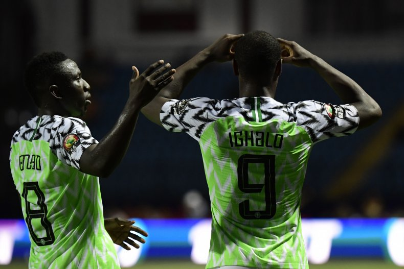 Nigeria, Africa Cup of Nations