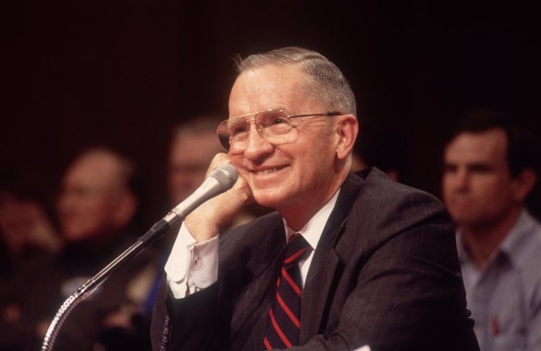 Ross Perot Dies Quotes
