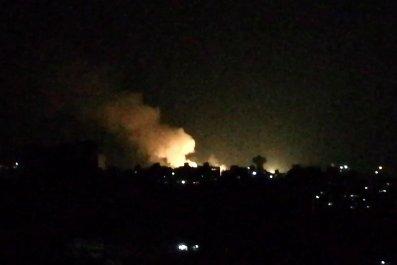 israel strike syria iran