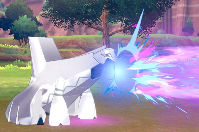 pokemon sword shield duraludon steel attack