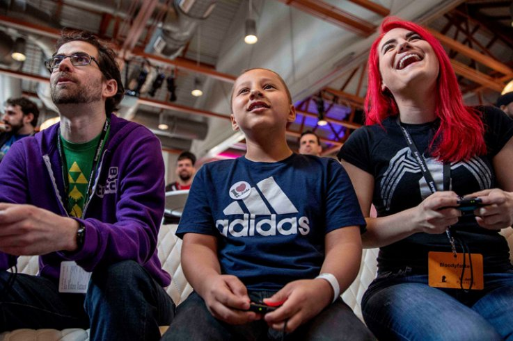 st jude play live streamer charity