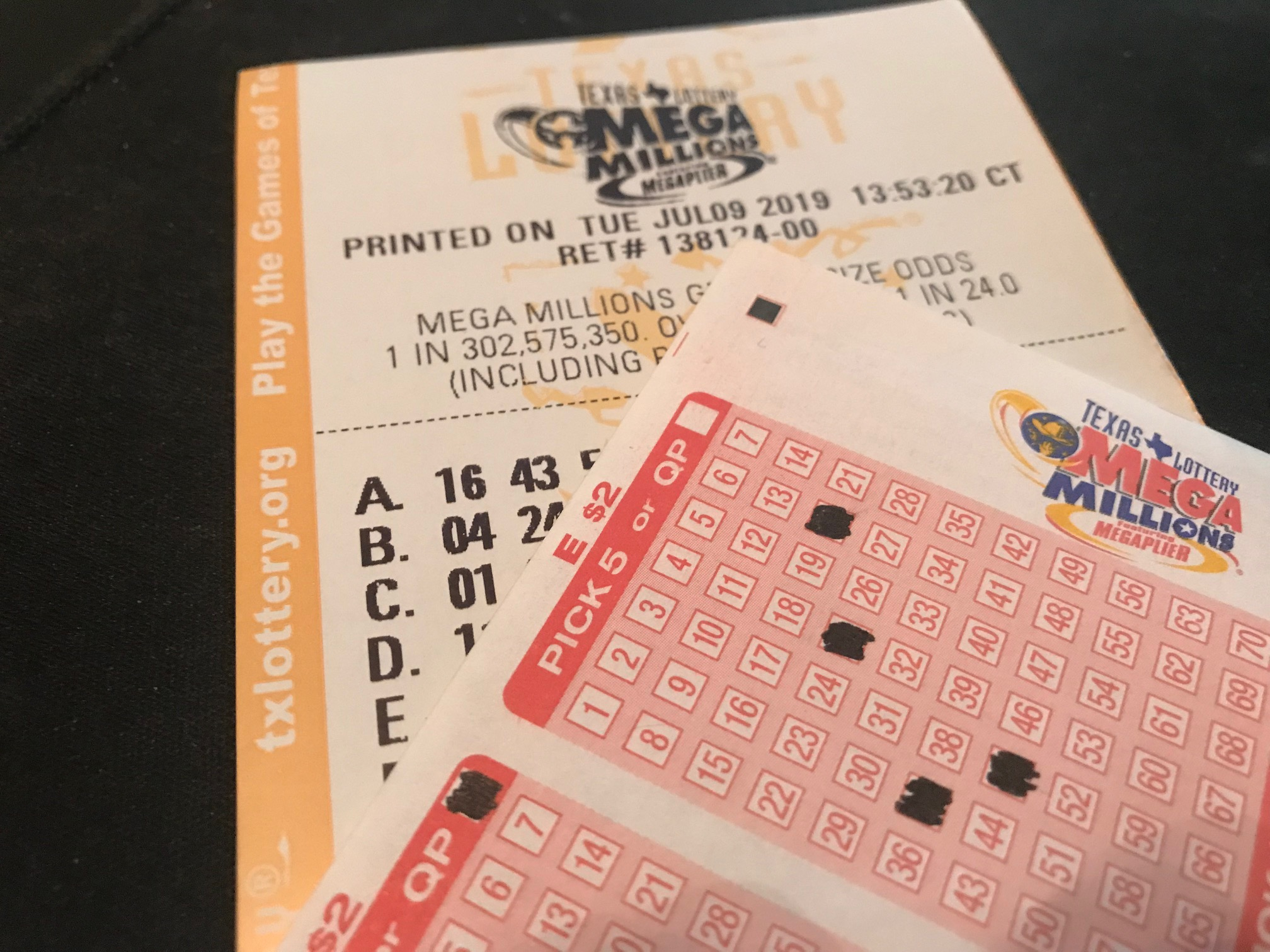 Mega Millions Numbers For 07/30/19: Tuesday Jackpot is $45