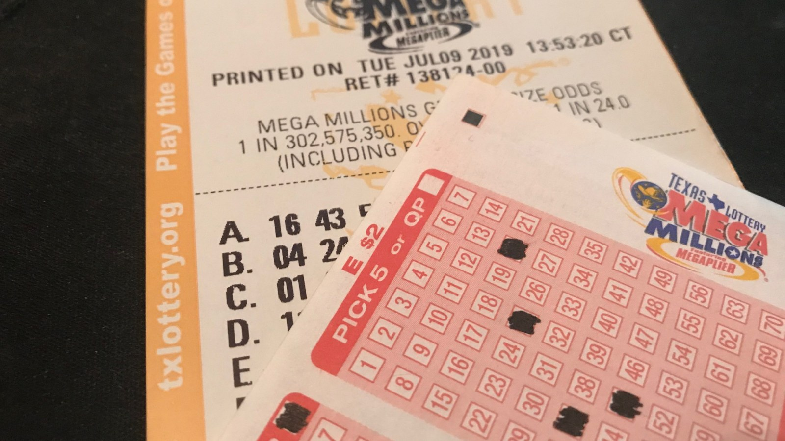 Mega Millions Numbers For 12 25 20 Friday Jackpot Was 352 Million
