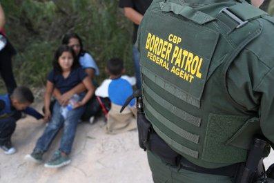 Border Asylum Seekers