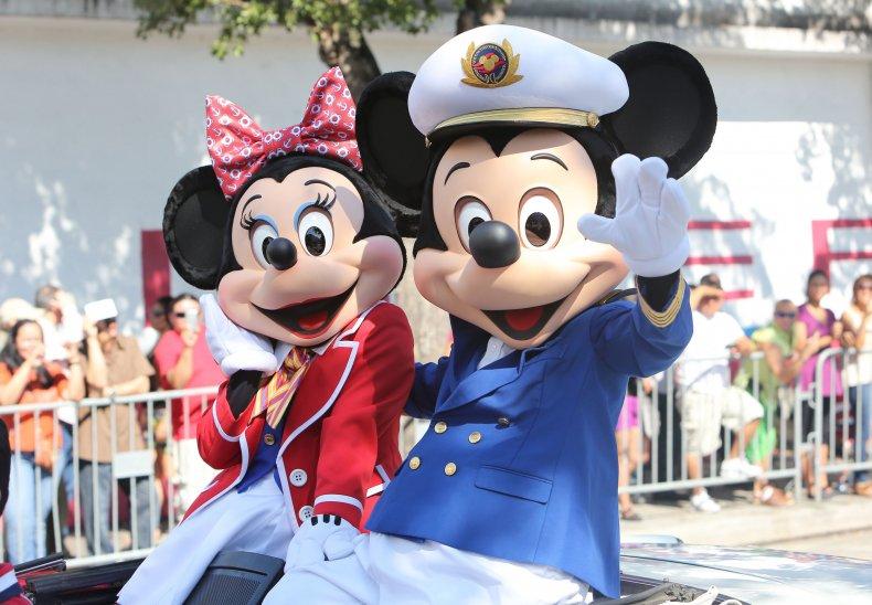 mickey mouse, minnie mouse, disneyland, disney, Miami,