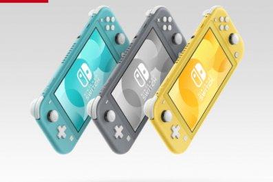 nintendo switch lite release date price colors