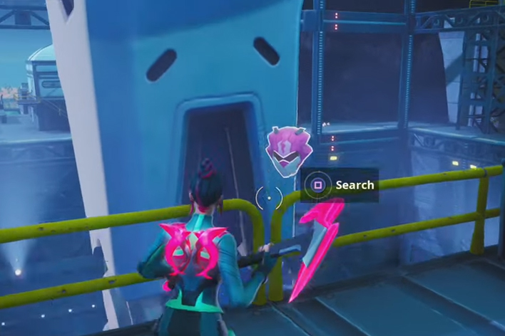 - Fortnite' Singularity Challenge Locations: Unlock 5 Styles For