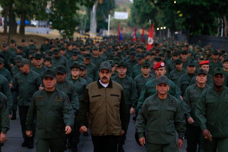 venezuela military nicolas maduro vladimir padrino