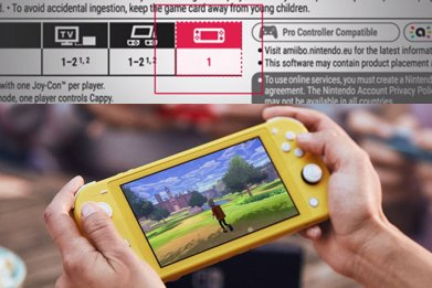 nintendo switch lite handheld compatibility games