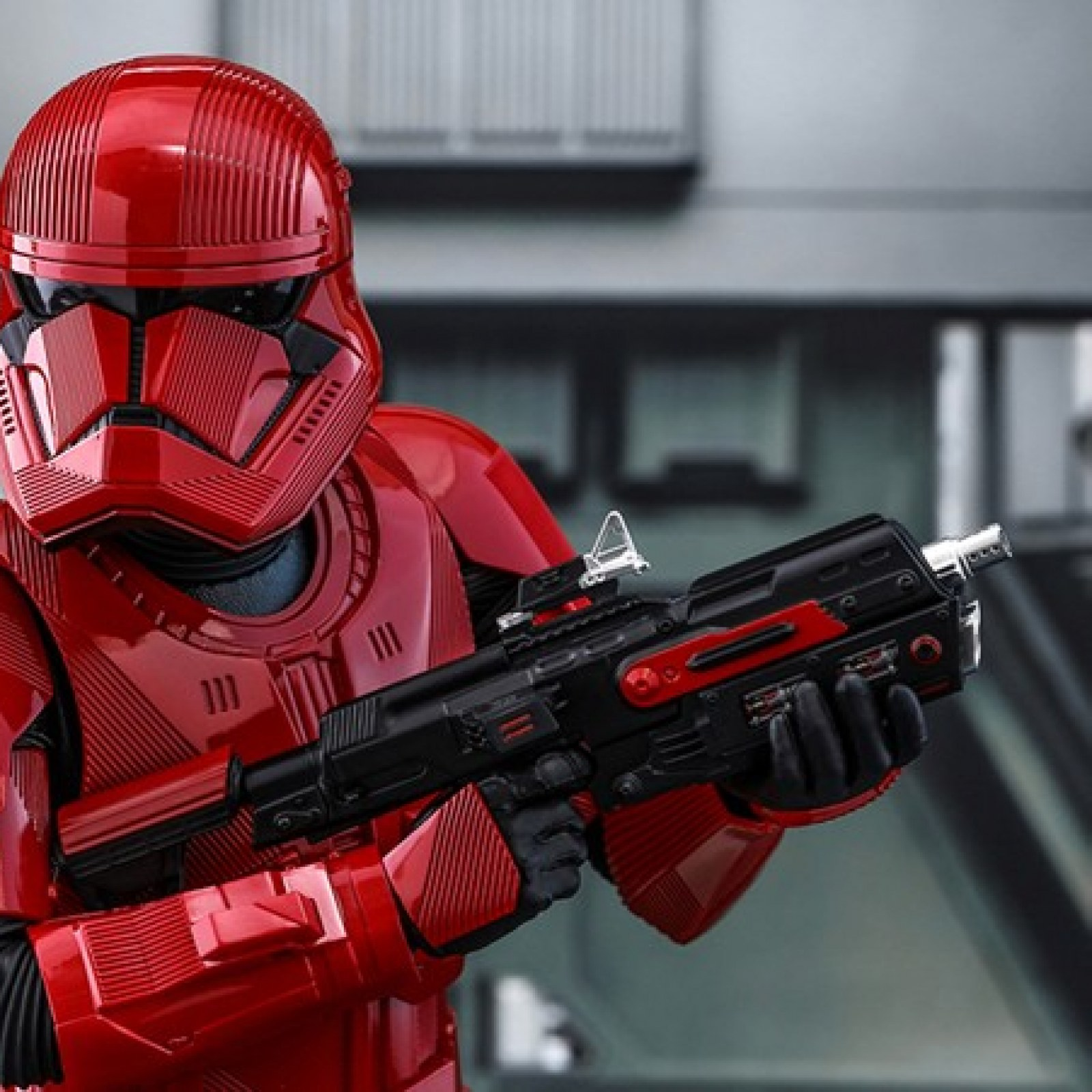 Rise Of Skywalker Sith Troopers Are First Harbingers Of Palpatine S Return In Star Wars Episode Ix