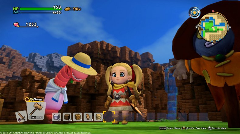 dragon quest builders 2 wrigley