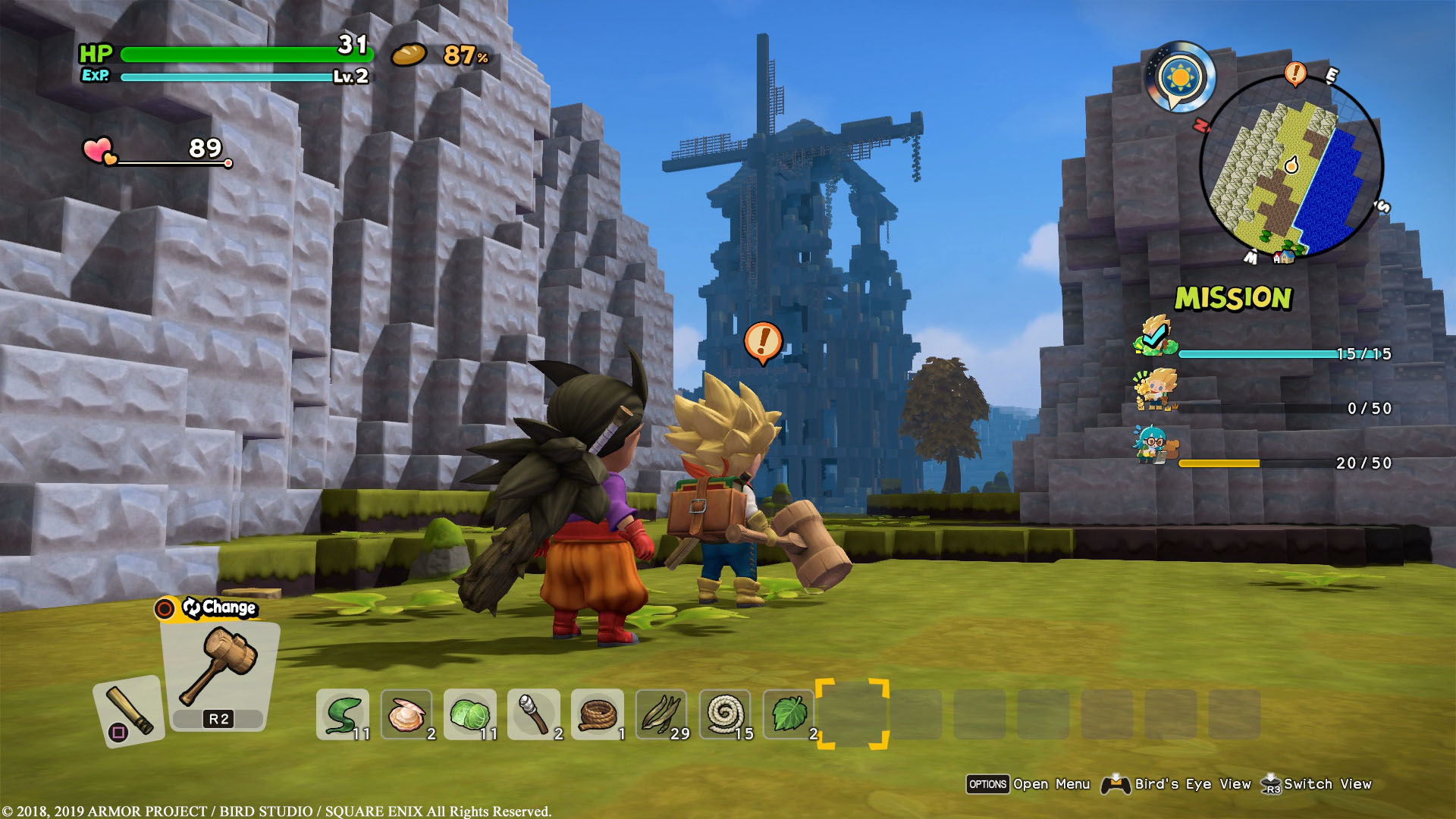 Dragon Quest Builders 2' Review: Engaging Story & Massive World Keep
