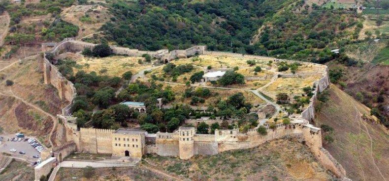 Naryn-Kala citadel