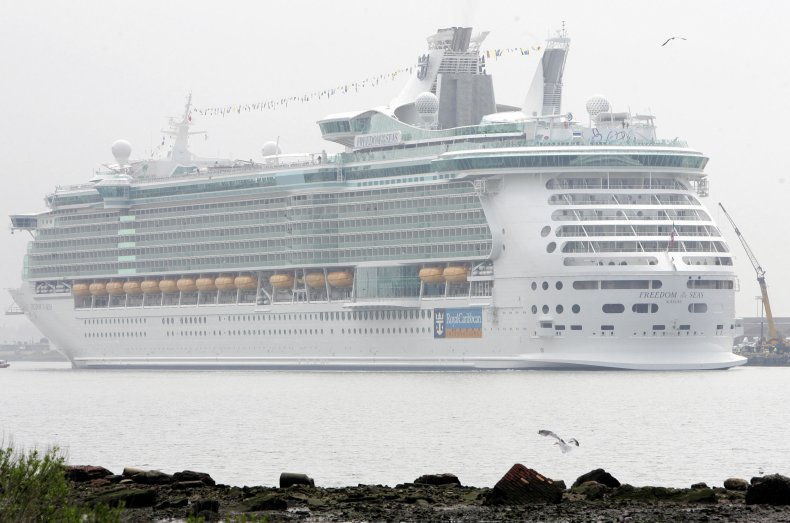 Royal Caribbean cruise ship Freedom Seas
