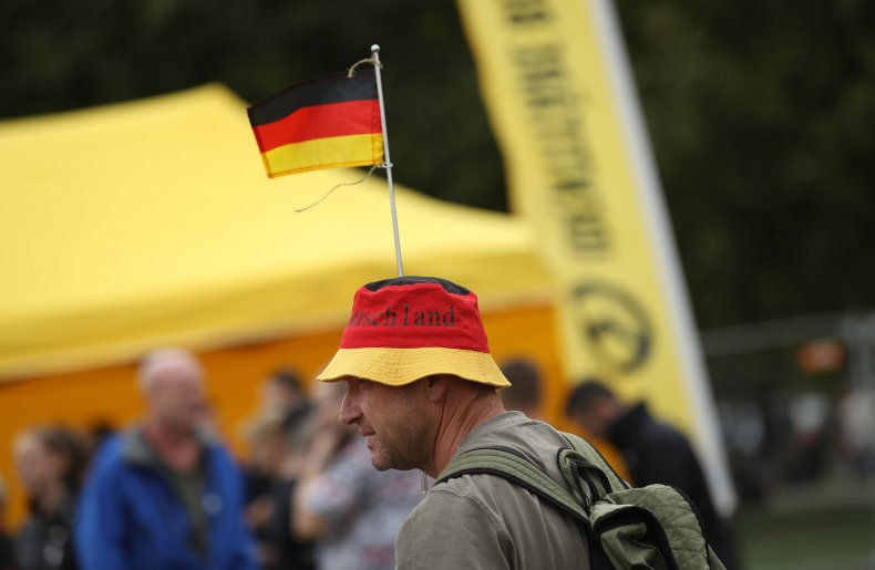 Germany Identitarian Movement Generation Identity