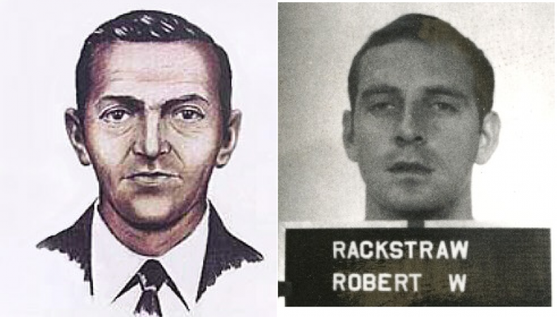 DB Cooper Robert Rackstraw