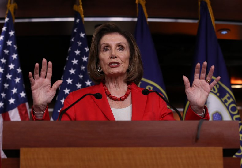 Pelosi doubles down on the squad criticism