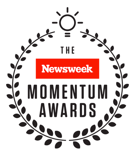 The Newsweek Momentum Awards Logo