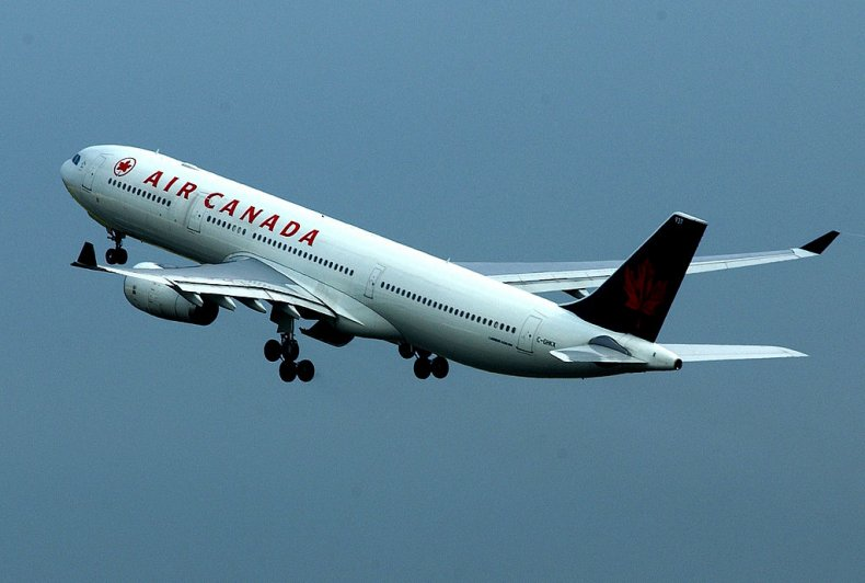 Air Canada Flight Forced to Land