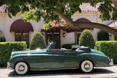 Liz Taylor car 2