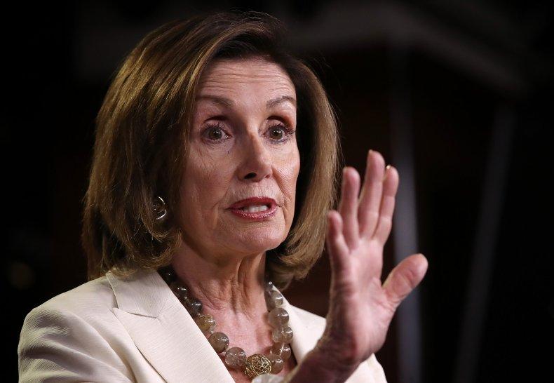 Nancy Pelosi doubles down the squad criticism