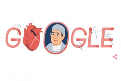 Google Doodle Rene Favaloro